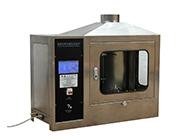 四川JCK-3触摸屏控制款建材可燃性试验炉
